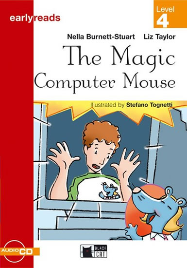 Magic Computer Mouse + CD