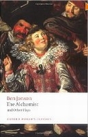 THE ALCHEMIST AND OTHER PLAYS (Oxford World´s Classics New E...