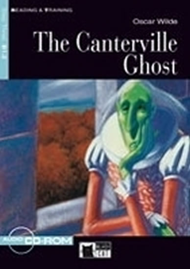 Canterville Ghost + CD (Black Cat Readers Level 3) - Oscar Wilde