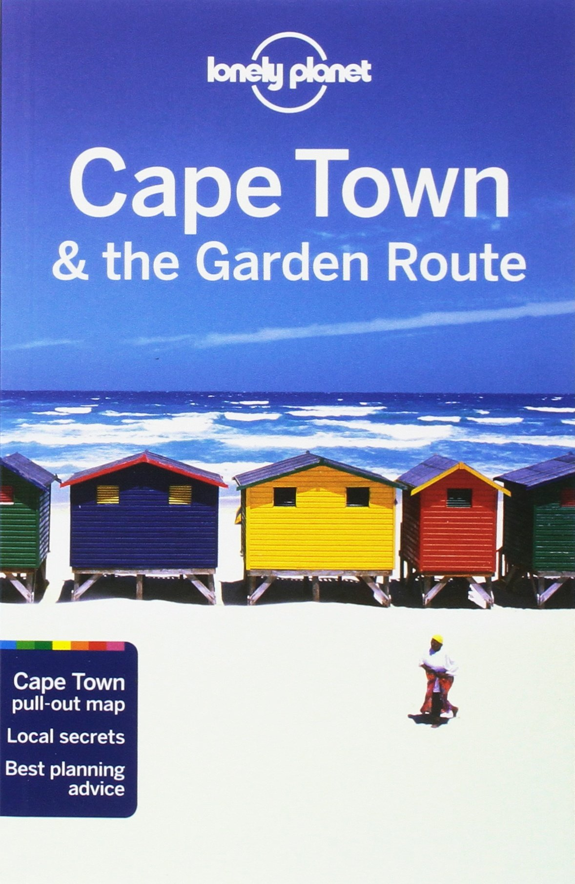 Cape Town & the Garden Route / průvodce Lonely Planet (anglicky) - Simon Richmond