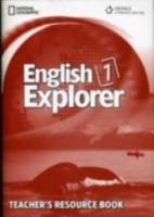 ENGLISH EXPLORER 1 TEACHER´S RESOURCE BOOK - BAILEY, J., STE...