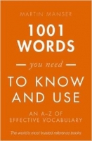 1001 Words You Need To Know Reissue - Manser M.
