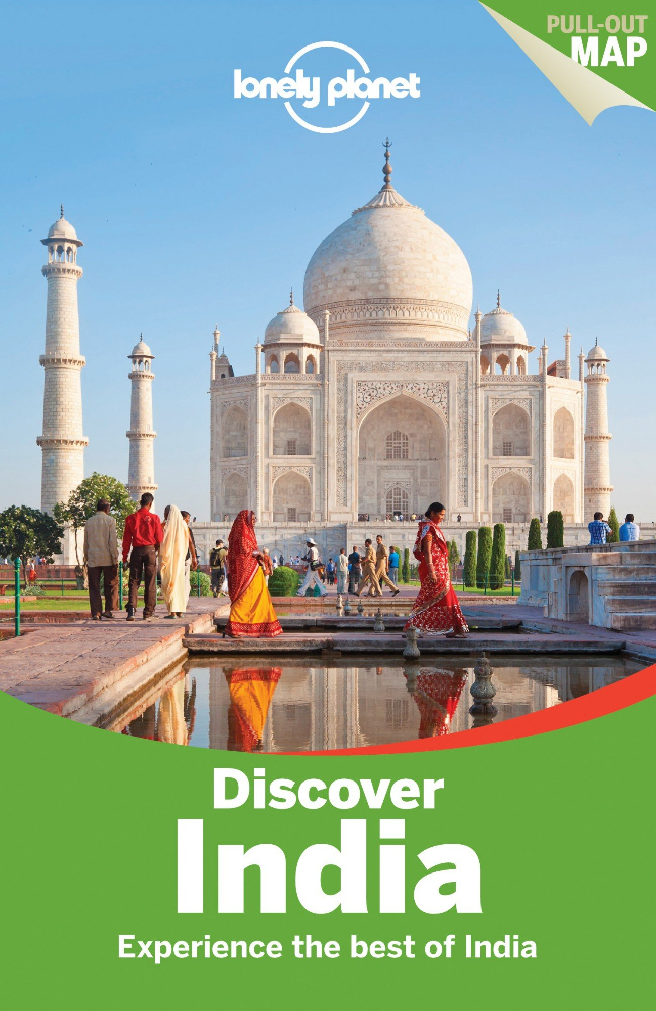Lonely Planet India Discover 3.