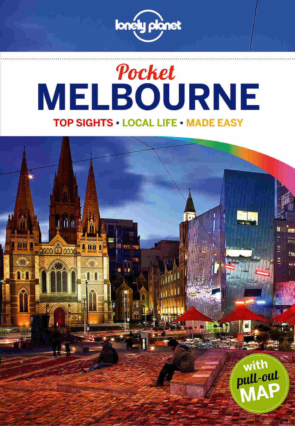 Lonely Planet Melbourne Pocket 3.