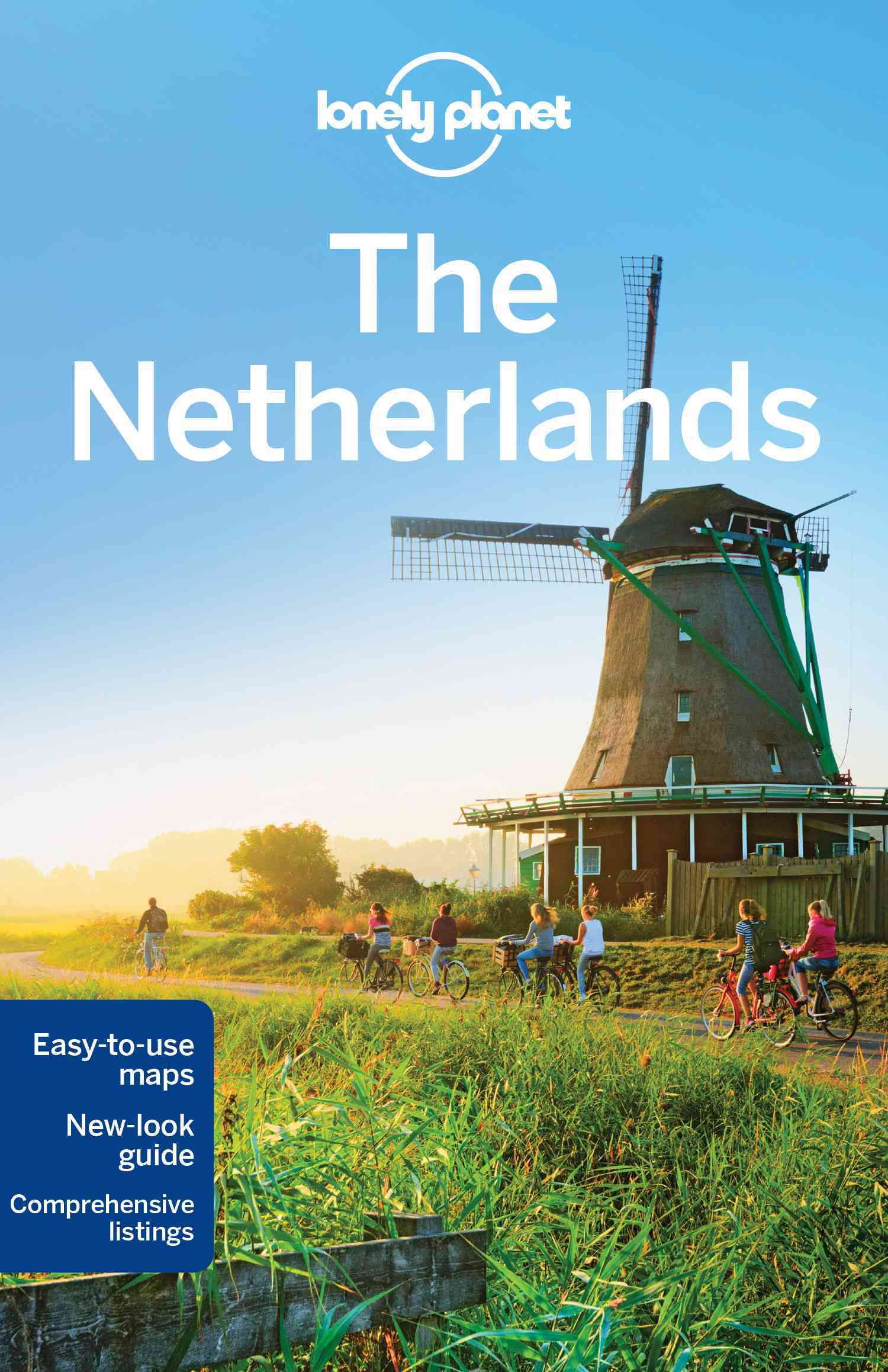 Lonely Planet Netherlands 6.