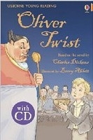 Usborne Young Reading Level 3: Oliver Twist with CD - Montef...