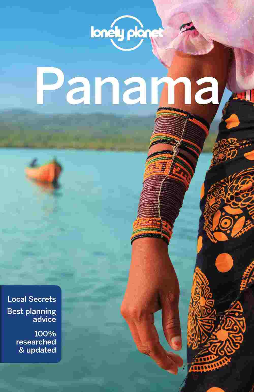 Lonely Planet Panama 7.