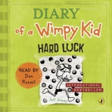 Diary of a Wimpy Kid 8: Hard Luck Audiobook - Jeff Kinney