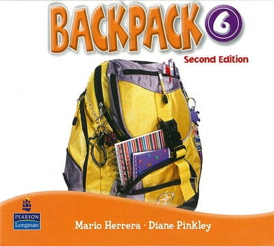 Backpack 2nd Ed. 6 Class CD - 2nd Revised edition