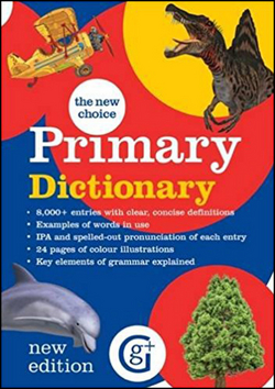 The New Choice Primary Dictionary - Betty Kirkpatrick