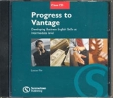PROGRESS TO VANTAGE AUDIO CD - PILE, L.