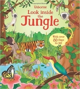 Look Inside the Jungle - Lacey, M.