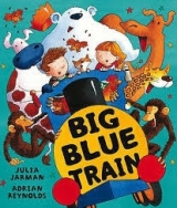 Big Blue Train - Jarman, J.