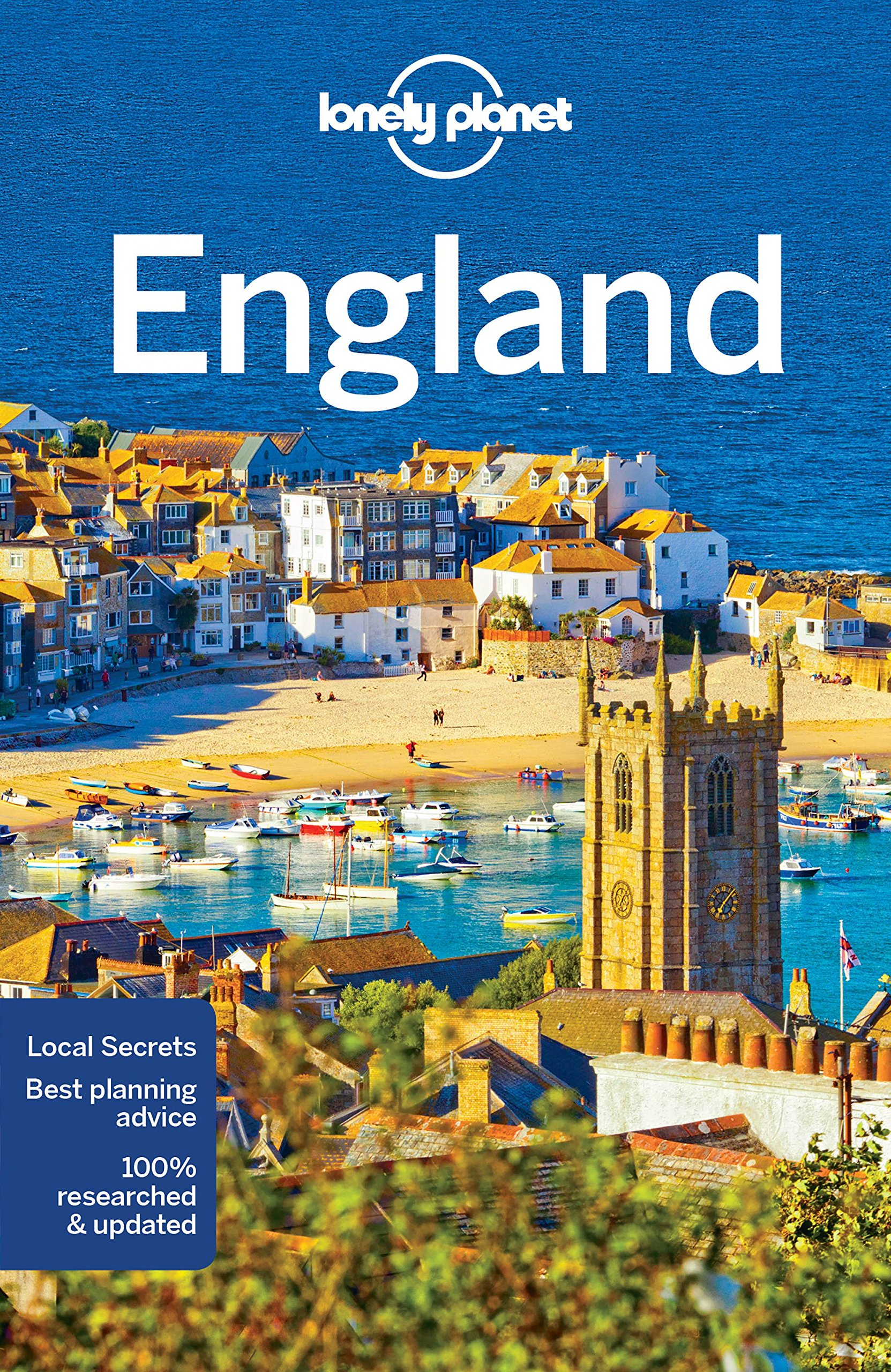 Lonely Planet England 9.