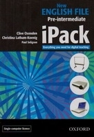 NEW ENGLISH FILE PRE-INTERMEDIATE iPACK SINGLE COMPUTER - KOENIG, S., LATHAM, OXENDEN, C., SELIGSON, P.