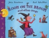 ROOM ON THE BROOM AND OTHER SONGS Book + CD - DONALDSON, J.