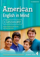 American English in Mind Level 4 Classware