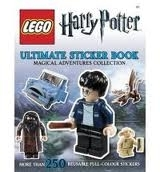 LEGO Harry Potter Ultimate Sticker Book Magical Adventures Collection - DK