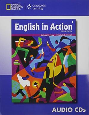 ENGLISH IN ACTION Second Edition 1 AUDIO CD - FOLEY, B. H., NEBLETT, E. R.