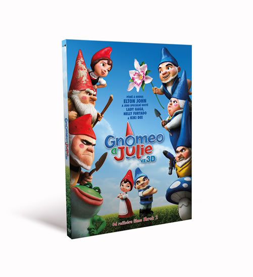 Gnomeo a Julie - DVD