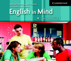 English in Mind Level 4 Class Audio CDs (Middle Eastern Edit...