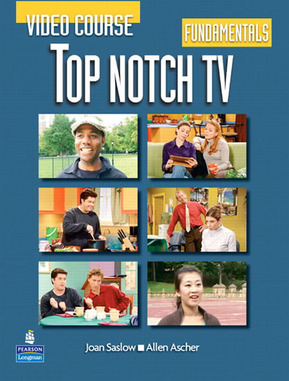 Top Notch TV Fundamentals Video Course - Joan M. Saslow