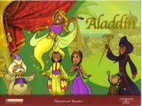 THEATRICAL READERS LEVEL 3: ALADDIN + AUDIO CD PACK - ALLAN,...