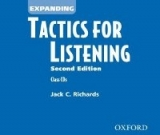 EXPANDING TACTICS FOR LISTENING Second Edition CLASS AUDIO C...