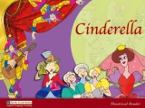 THEATRICAL READERS LEVEL 3: CINDERELLA + AUDIO CD PACK - Bro...