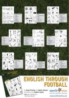 COPYKIT ENGLISH: English Through Football POSTER - THOMAS, S...