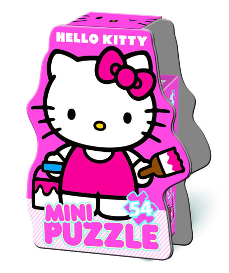 Puzzle Mini 54 - Hello Kitty II.