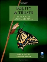 Equity & Trusts: Text, Cases, and Materials - Davies P.S., V...