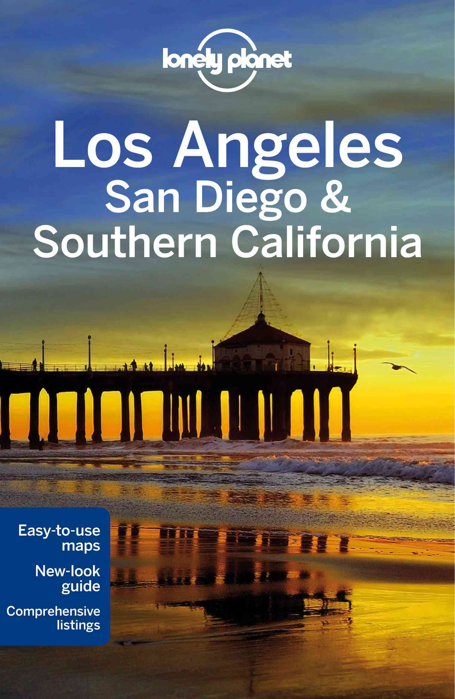 Lonely Planet Los Angeles, San Diego & Southern California 4...