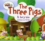 OUR WORLD Level 2 READER: THE THREE LITTLE PIGS - PETROKIS, ...