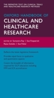 Oxford Handbook of Clinical and Healthcare Research - Fisher...