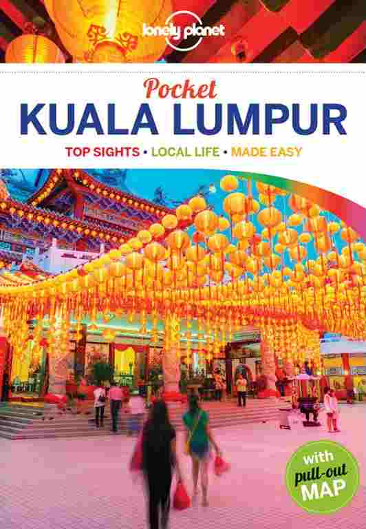 Lonely Planet Kuala Lumpur Pocket Guide 2.