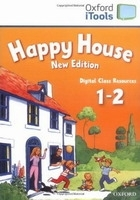 HAPPY HOUSE NEW EDITION 1+2 iTOOLS CD-ROM - MAIDMENT, S., ROBERTS, L.