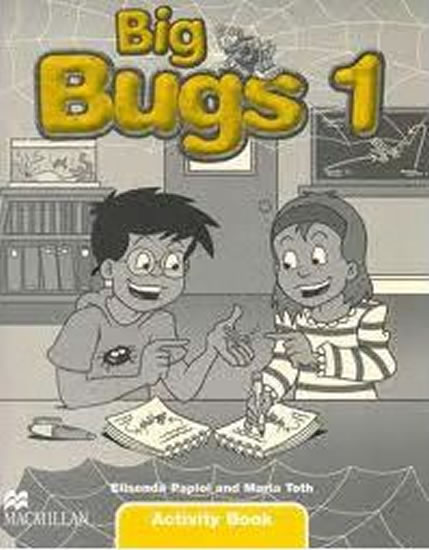 Big Bugs 1: Activity Book - Elisenda Papiol