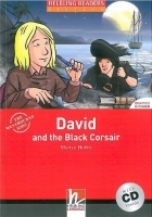 HELBLING READERS FICTION LEVEL 3 RED LINE - DAVID AND THE BL...