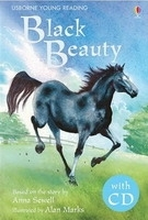 USBORNE YOUNG READING LEVEL 2: BLACK BEAUTY Book with Audio ...