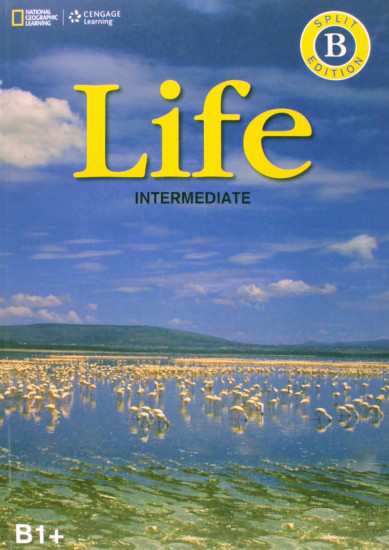 LIFE INTERMEDIATE SPLIT EDITION B WITH DVD + WORKBOOK AUDIO CDs - HUGHES, J., STEPHENSON, H., DUMMETT, P.