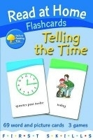 READ AT HOME FIRST SKILLS FLASHCARDS: TELLING THE TIME (Oxfo...