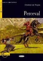 PERCEVAL + CD (Black Cat Readers FRA Level 3) - DE TROYES, C...