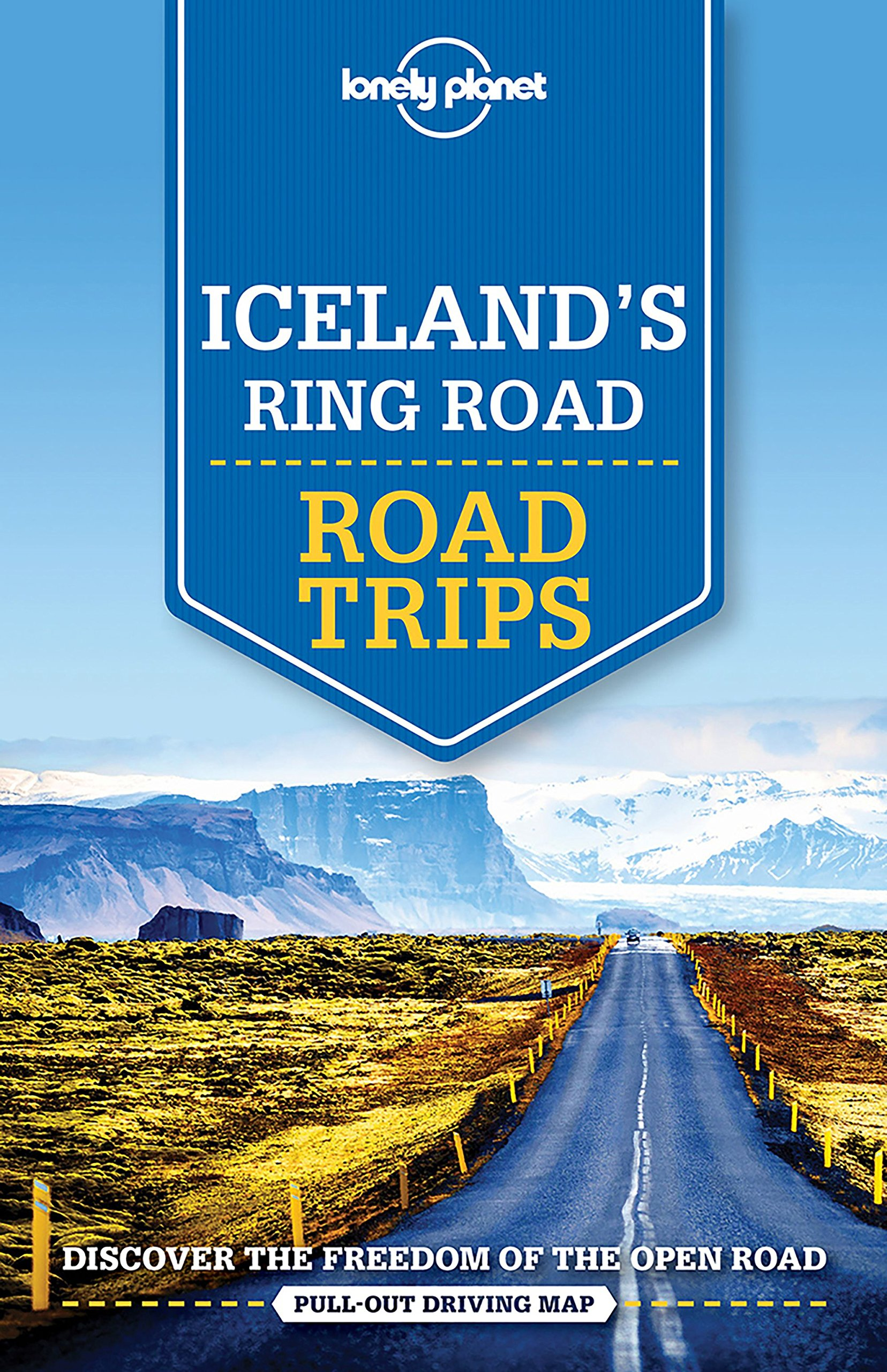 Lonely Planet Iceland Ring Road 1.