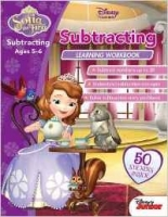 Sofia the First - Subtracting, Ages 5-6 (Disney Learning)