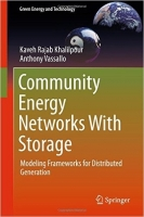 Community Energy Networks with Storage : Modeling Frameworks...