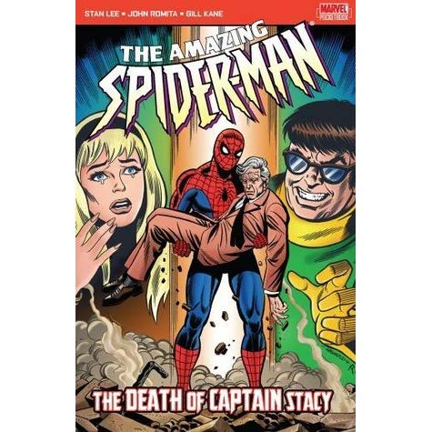 THE AMAZING SPIDERMAN: DEATH OF CAPTAIN STACY - STAN, Lee