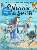 Winnie at the Seaside With Audio Cd - PAUL, K., THOMAS, V.