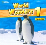 WORLD WONDERS 1 INTERACTIVE CD-ROM - CRAWFORD, M., CLEMENTS,...