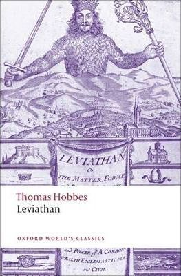 LEVIATHAN (Oxford World´s Classics New Edition) - HOBBES, T.
